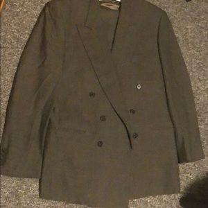 Used men's suit by Joseph Aboud size 40